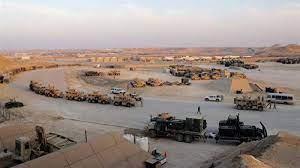 منابع خبری عراقی می گویند که موشک به پایگاه هوایی عین الاسد شلیک می شود