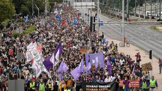 به دلیل همکاری اطلاعاتی مجارستان با رژیم صهیونیستی: مجارها خواستار استعفا از دولت خود هستند