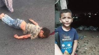تکرار سریال قساوت قلب شهرک نشینان صهیونیست؛  پیشی گرفتن شهرک نشین صهیونیست از کودک فلسطینی دهها کودک فلسطینی در سالهای اخیر توسط شهرک نشینان کشته یا زخمی شدند