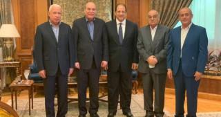 در قاهره انجام شد ؛  دیدار هیئت جبهه مردمی با رئیس سرویس اطلاعاتی مصر
