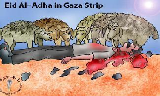 Eid Al-Adha in Gaza