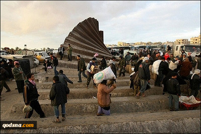 بازندگان و برندگان سقوط  دیوار غزه