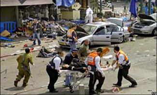 واکنش فلسطینی ها و صهیونیستها به عملیات دیمونا