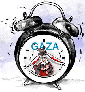 Gaza's Clock