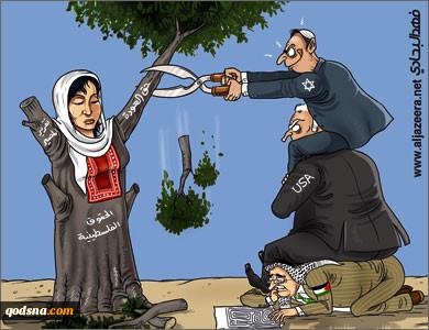 الحقوق الفلسطینیة