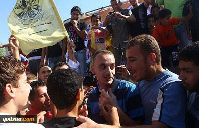 قطع حقوق سه تن از آزادگان فتح ازسوی رام الله