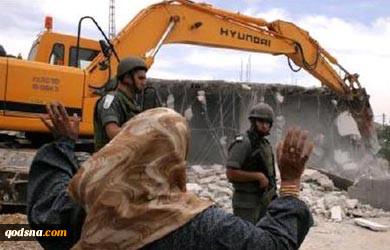 تخریب دو منزل مسکونی دیگر در قدس