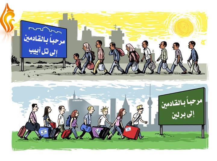 الهجرة العکسیة فی إسرائیل