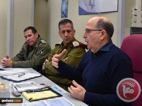 یعلون:حزب الله لا یحتاج أنفاق للتسلل إلى إسرائیل