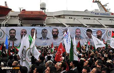پرداخت غرامت 20 میلیون دلاری رژیم صهیونیستی به ترکیه