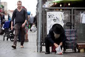 از هر 5 اسرائیلی یک نفر از فقدان امنیت غذایی رنج می برد