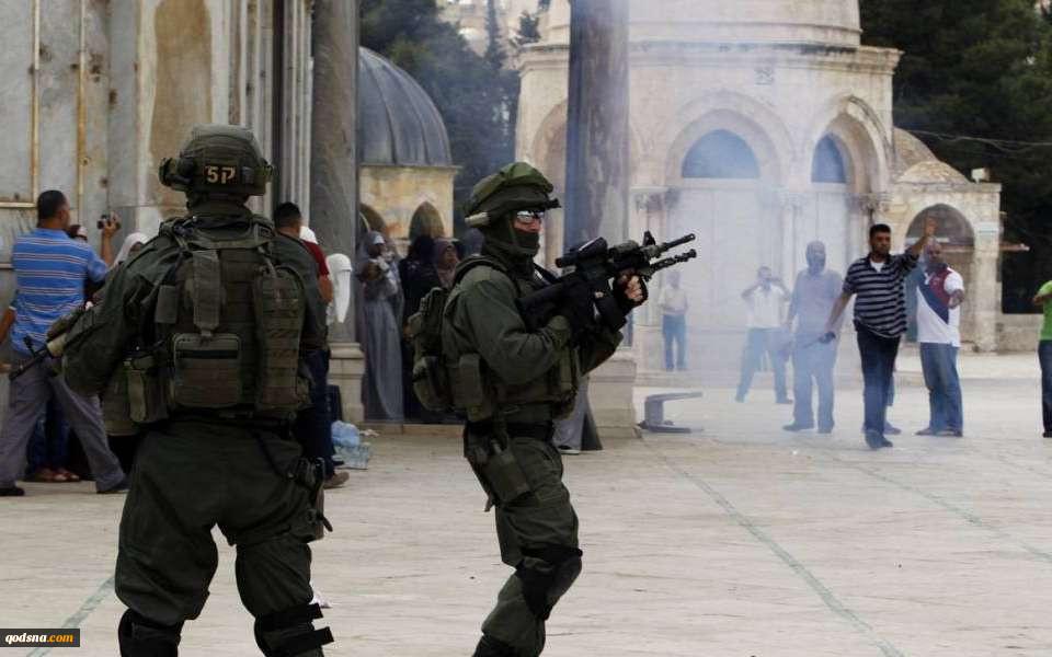 بازداشت 262  فلسطینی در قدس طی یک ماه اخیر