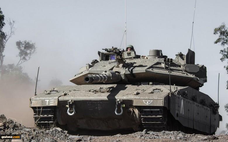 هزینه هنگفت ارتش اسرائیل برای تقویت سیستم دفاعی تانکهای مرکاوا