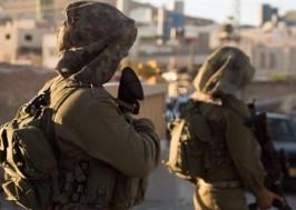 زخمی شدن دو فلسطینی