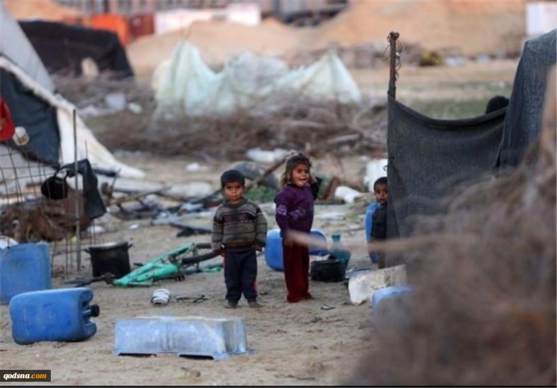 320 هزار خانواده فلسطینی زیر خط فقر زندگی می کنند