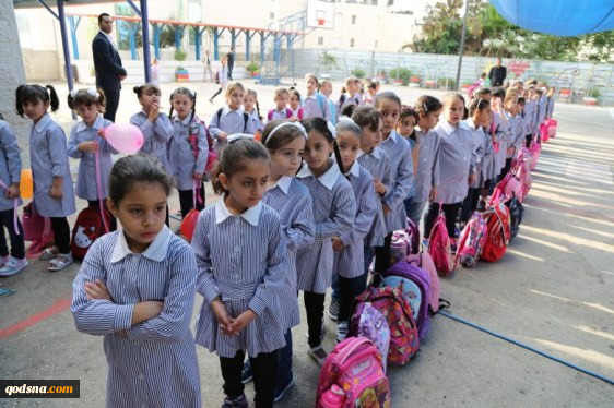شمار دانش آموزان فلسطینی به  1 میلیون و 200 هزار نفر رسید
