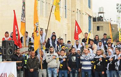 تلاش اتحادیه های دانشجویی فلسطینی برای بازگرداندن پیکر شهدای فلسطینی