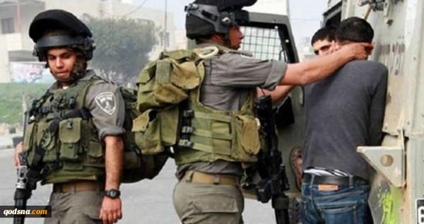 بازداشت ۹ فلسطینی در کرانه باختری و قدس اشغالی