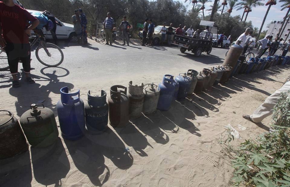 تشدید بحران گازی در فصل سرما برای ساکنان غزه