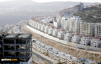 20 طرح شهرک سازی جدید در قدس اشغالی بر روی میز شهرداری اسرائیل