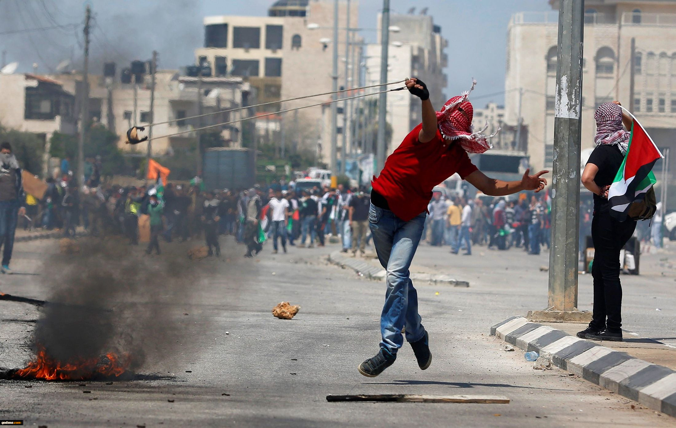 Death of any inmate would spark intifada