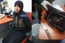 اعتقال مواطنة بزعم طعنها مجندة على حاجز قلندیا
