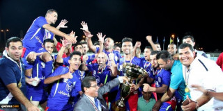 Gaza team wins Palestine Cup despite Israeli restrictions