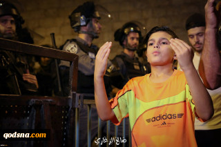 12 memorable frames from 12 days of resistance in al-Quds