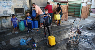 Experts warn 98% of Gaza water polluted