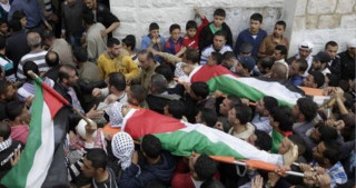 Israel mulling bill to quell funerals of anti-occupation protesters