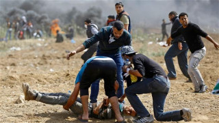 Over 30 Palestinian athletes injured by Israeli forces in March of Return