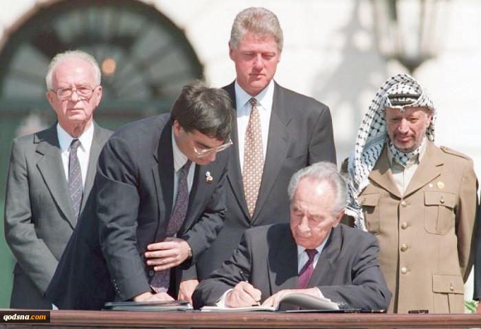 در بیست و پنج سالگی توافق شوم علیه حقوق فلسطینیها؛توافق اسلو تا چه حدی به اهداف خود رسید؟ توافقی که 80 درصد فلسطین را به صهیونیستها بخشید اما برای آنها مشروعیت نیاورد 2