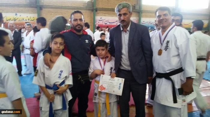 درخشش تیم جمعیت دفاع از ملت فلسطین در رقابتهای قهرمانی کیوکوشین ساکاموتو+ تصاویر 4