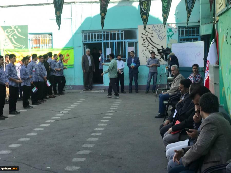 صبح امروز؛«زنگ همبستگی با کودکان فلسطینی» در تهران به صدا درآمد+ تصاویر 2