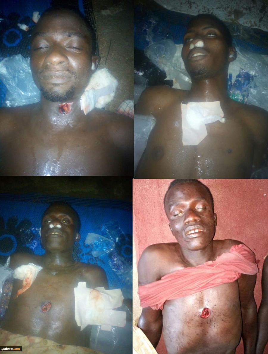 به همراه جدیدترین تصاویر و فیلم از خاک و خون کشیدن مراسم اربعین حسینی در ابوجا ؛قتل عام شیعیان نیجریه از سوی چه کسانی حمایت می شود؟ مرور برخی اسناد 3