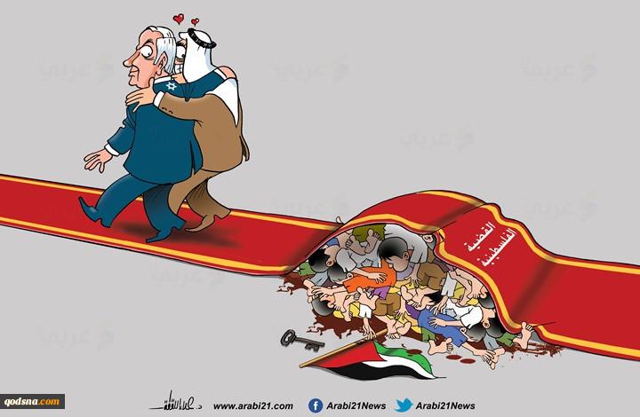 میزان توجه جهان عرب به مساله فلسطین در جریان عادی سازی روابط با اسرائیل! 2