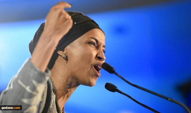 منابع آمریکایی گزارش دادند:«الهان عمر» نخستین عضو کنگره آمریکا در حمایت از جنبش تحریم (BDS) 2