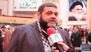 عضو دفتر سیاسی حماس در گفتگوی اختصاصی با قدسنا:  پیروزی مقاومت فسطین بر رژیم صهیونیستی، پیروزی ایران و حزب الله بود در نهایت ملت فلسطین سرنوشت خود را تعیین خواهند کرد کسانی که فکر میکنند عادی سازی روابط به نفع آنهاست متوهم هستند