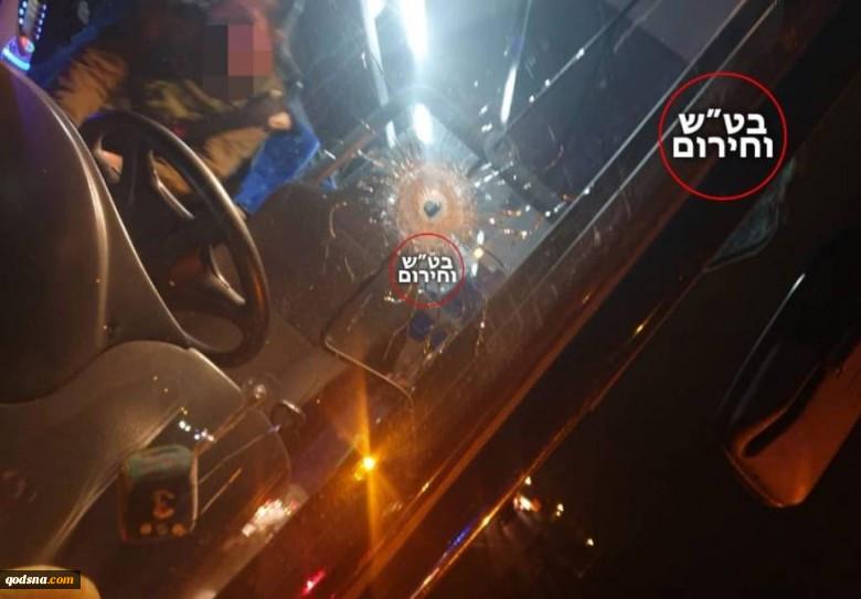 نیمه شب گذشته رخ داد:  دو عملیات تیراندازی علیه نظامیان صهیونیست در بیت لحم و رام الله شهرک نشین صهیونیست زخمی شد+ تصویر 2