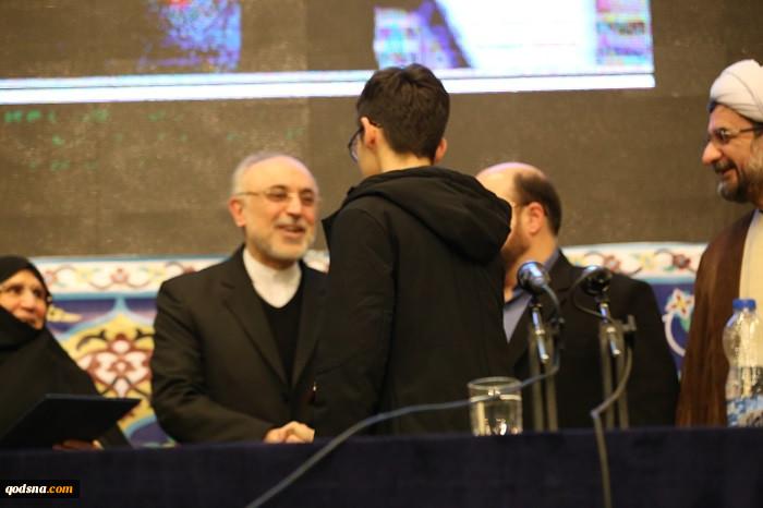 تجلیل از «آرین غلامی» شطرنج باز جوان کشورمان در نهمین همایش غزه نماد مقاومت+ تصاویر 7