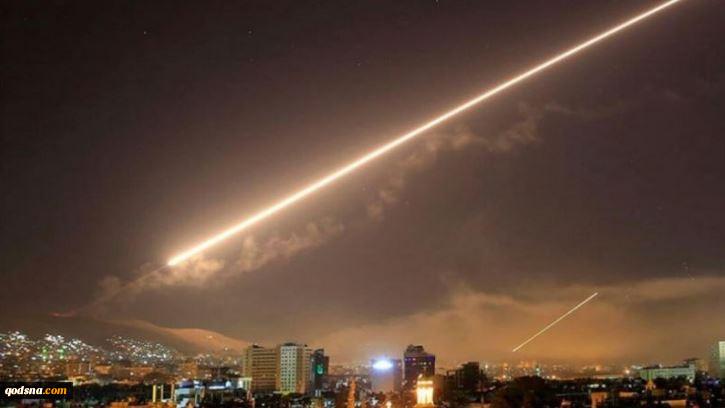 منابع عربی گزارش دادند:  دو حمله رژیم صهیونیستی به دمشق در کمتر از 24 ساعت ادعای ارتش اسرائیل در حمله به اهداف ایرانی 2