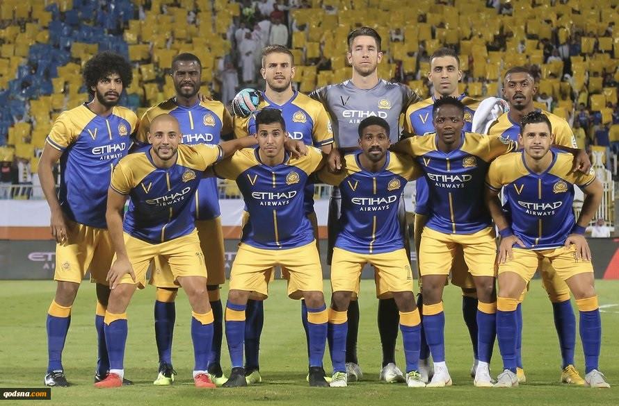 ستاره داوود بر دست بازیکنان النصر جنجالی شد؛ بازیکنان حامی اسرائیل در تیم رقیب ذوب آهن 2