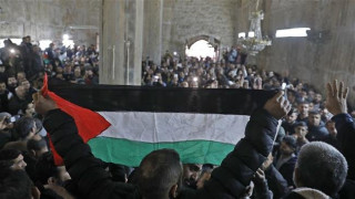 Palestinians worshippers gain access to restricted al-Aqsa Mosque area