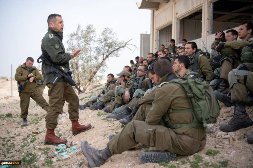 با حضور ژنرال کوخاوی برگزار شد؛پایان مانور ارتش رژیم صهیونیستی با سناریو جنگ علیه غزه+ تصاویر 2