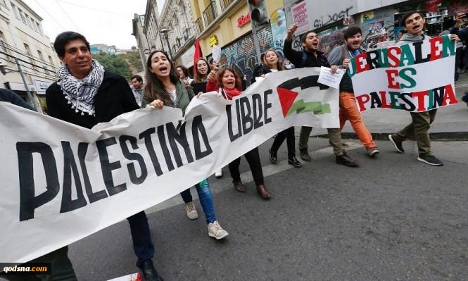 درپی فعالیت جنبش تحریم رژیم صهیونیستی (بی دی اس) ؛ دست و پا زدن اسرائیل برای مقابله با تحریم های شیلی و ایرلند 2
