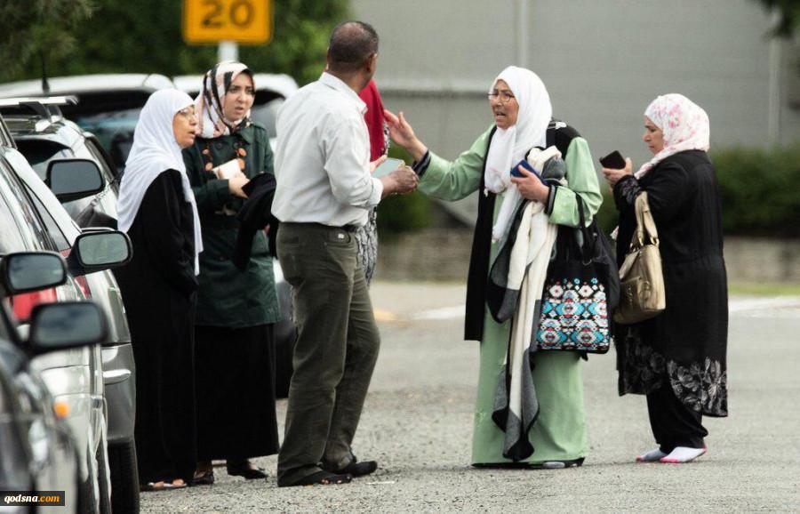 نخست وزیر نیوزیلند در ارتباط با حمله مسلحانه به دو مسجد این کشور:40 کشته در حملات امروز کشته شدند به طور قطع این حملات تروریستی بوده است 4 مظنون تاکنون بازداشت شده اند+ تصاویر 6