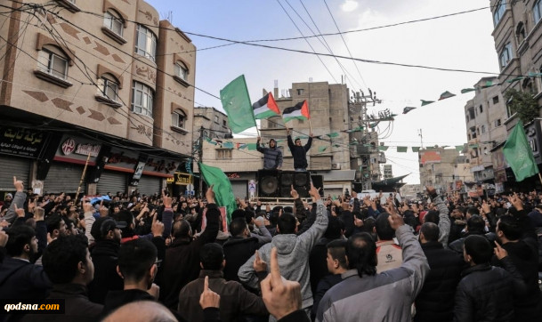 در مواضع و گزارشهایی عنوان شد؛  خرسندی رسانهها و شخصیتهای صهیونیست از اعتراضات در نوارغزه 2
