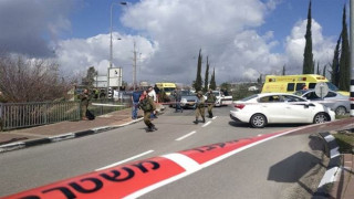 1 Israeli killed in stabbing, shooting attacks in West Bank