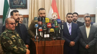 Iraqi resistance groups express solidarity with Iran's IRGC amid US blacklisting