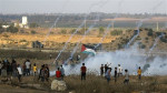 Over 30 Gazans injured by Israeli troops  2